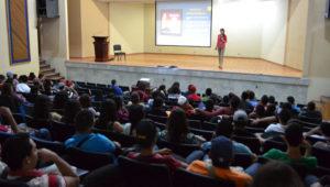 Campus Day, conferencias para estudiantes   Mayo 2018