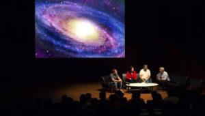Conversatorio sobre el Cosmos en Cuatro Grados Norte | Mayo 2018