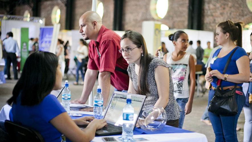 Feria del empleo en Ciudad de Guatemala | Abril 2018