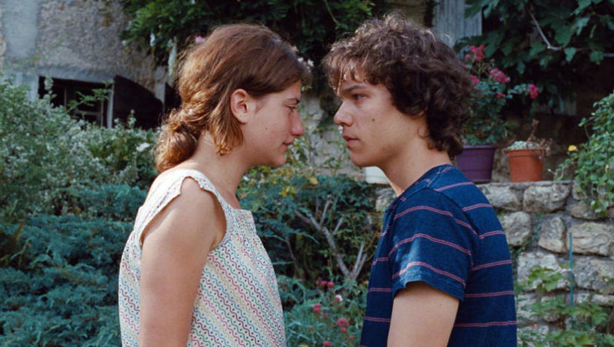 Proyección de cine francés: Un Amor en Juventud   Abril 2018