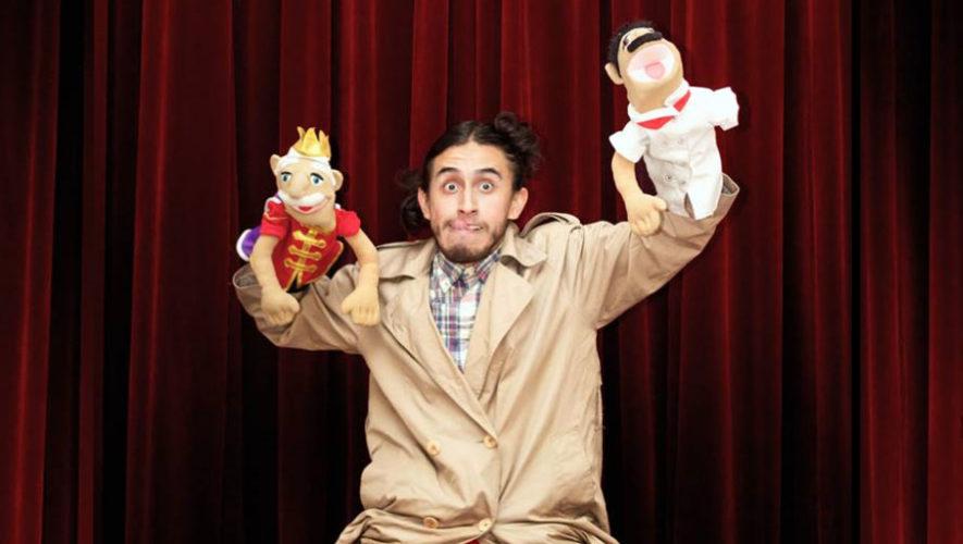 Show gratuito de comedia visual en 1001 Noches   Abril 2018