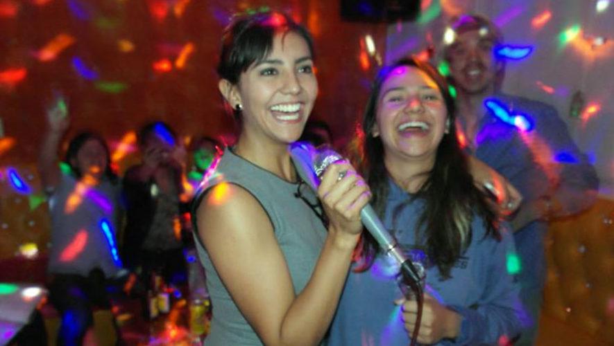Concurso de karaoke con temas de Timbiriche | Mayo 2018
