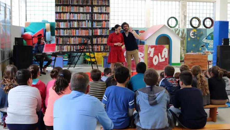 Semana del Libro en Sophos | Abril 2018