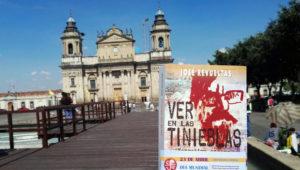 Liberación de libros en Ciudad de Guatemala | Abril 2018
