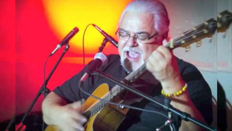 Concierto de músicos guatemaltecos a beneficio de Luis Galich | Abril 2018