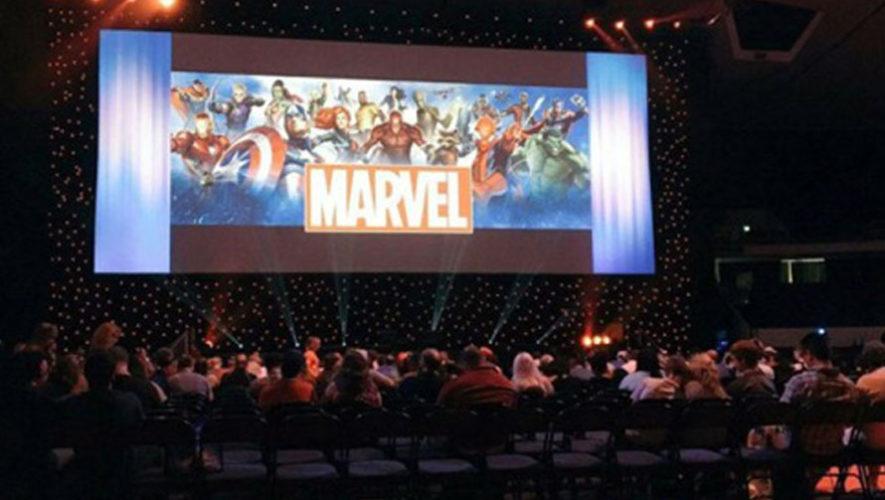 Maratón de cine para fanáticos de Marvel   Abril 2018