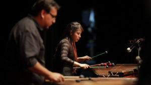 Presentación de Marimba Contemporánea en Museo Miraflores   Abril 2018