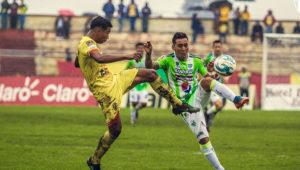 Partido de Marquense y Antigua por el Torneo Clausura | Abril 2018