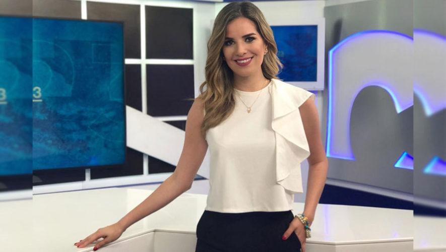 Charla sobre periodismo y tecnología con Ana Lucía Mazariegos | Abril 2018