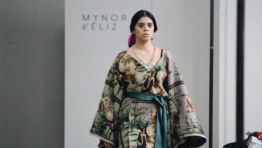 Desfile de modas del diseñador Mynor Véliz   Abril 2018