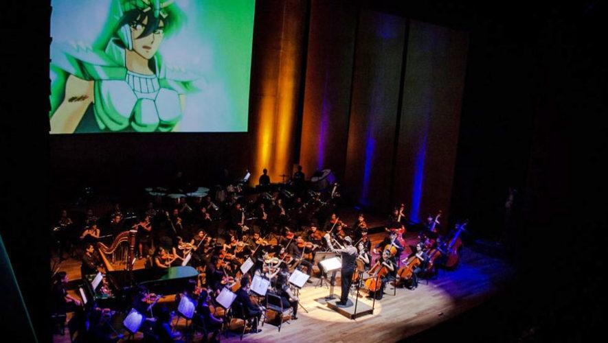 Concierto sinfónico de películas y cómics | Abril 2018