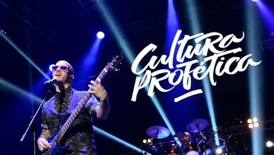 Tributo musical a Cultura Profética | Abril 2018