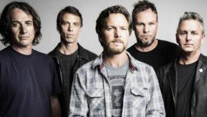 Noche con música de Pearl Jam en SOMA | Abril 2018
