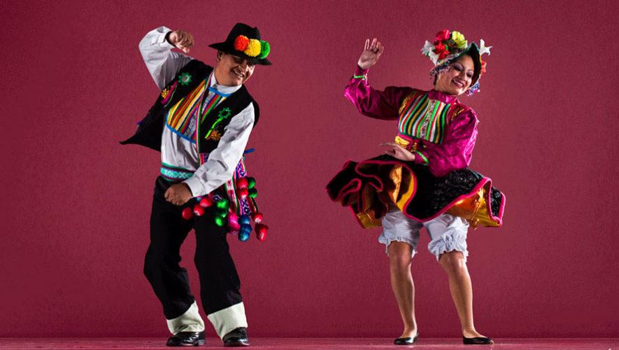 Festival de Danza y Movimiento en Antigua Guatemala | Abril 2018