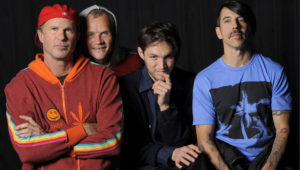 Tributo a Red Hot Chili Peppers en Gran Hotel   Mayo 2018