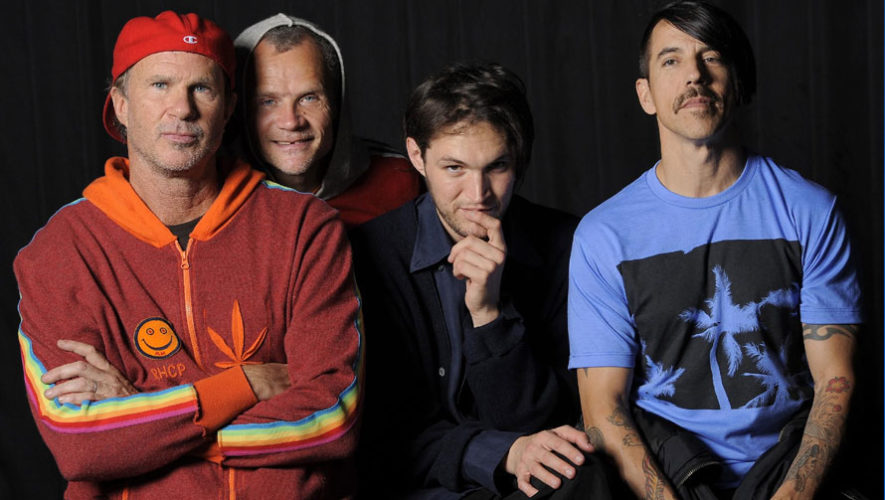 Tributo a Red Hot Chili Peppers en Gran Hotel | Mayo 2018