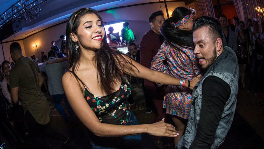 Fiesta de tequila con música salsa | Mayo 2018