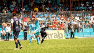 Partido de Sanarate y Comunicaciones por el Torneo Clausura | Abril 2018