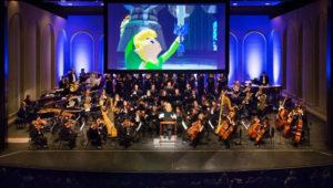 Concierto sinfónico con música de videojuegos | Abril 2018