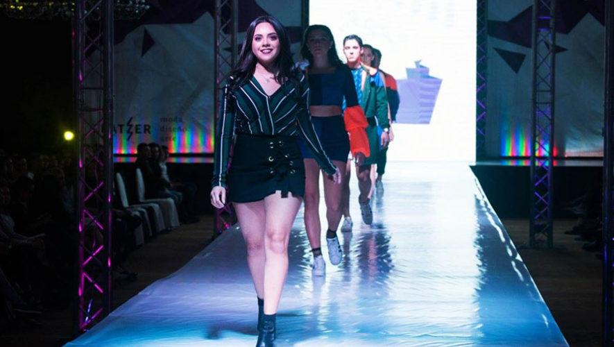 Desfile de modas por diseñadores guatemaltecos   Junio 2018