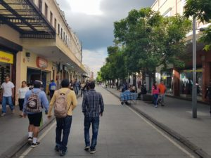 (Créditos: Paseo de la sexta avenida zona 1 Ciudad de Guatemala)
