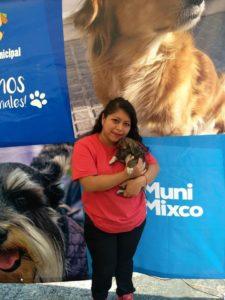 (Créditos: Albergue Municipal de Mascotas Mixco)