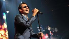 Anuncian concierto de Marc Anthony en Guatemala
