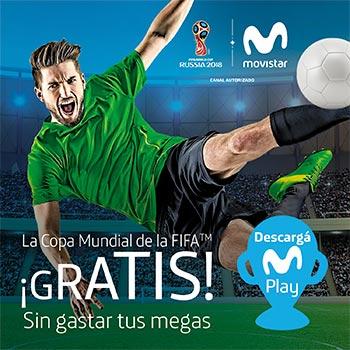 App Mundial Movistar Play
