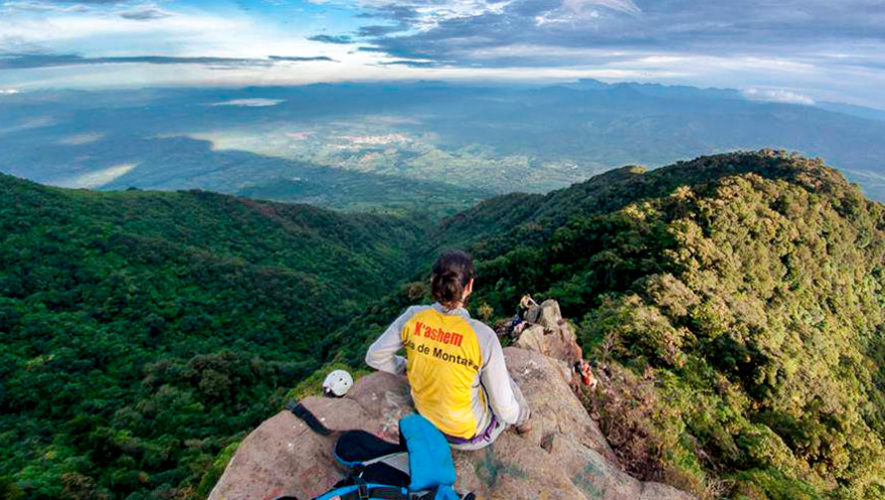 Ascenso a 3 volcanes de Oriente en un fin de semana | Junio 2018