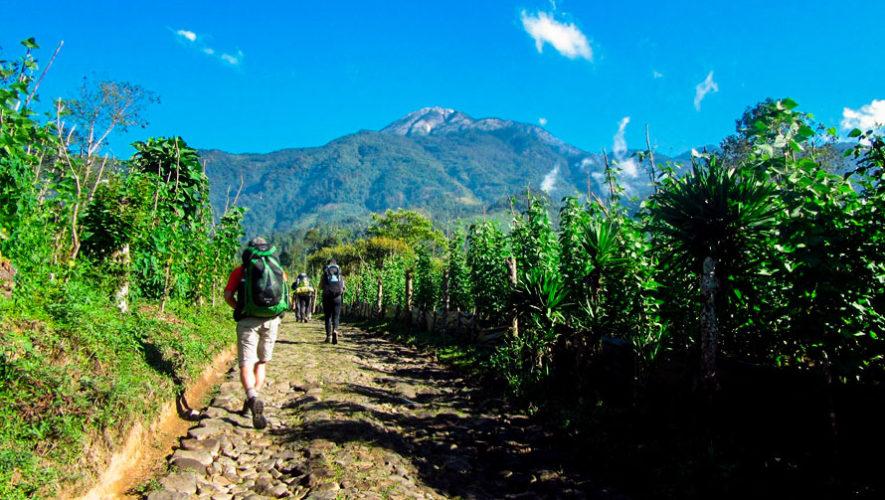 Ascenso al volcán Tajumulco por la Ruta Sur | Mayo 2018
