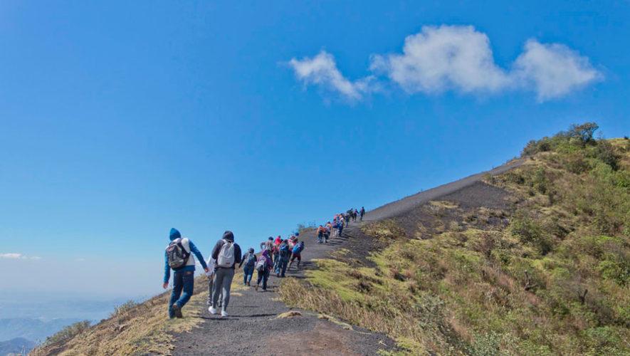 Ascenso de un día al volcán de Pacaya | Mayo 2018