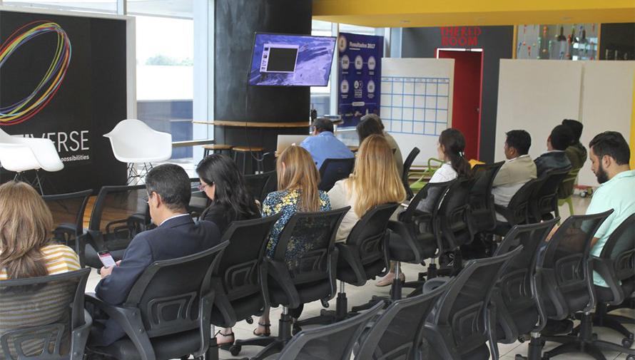 Collision Factory es el primer espacio crowdworking en Guatemala