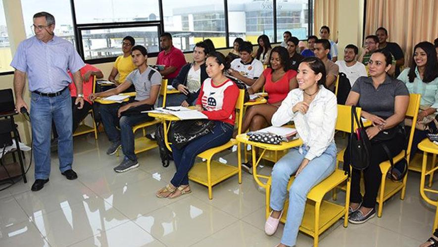 Convocatoria de becas completas para estudiar inglés en la Ciudad de Guatemala