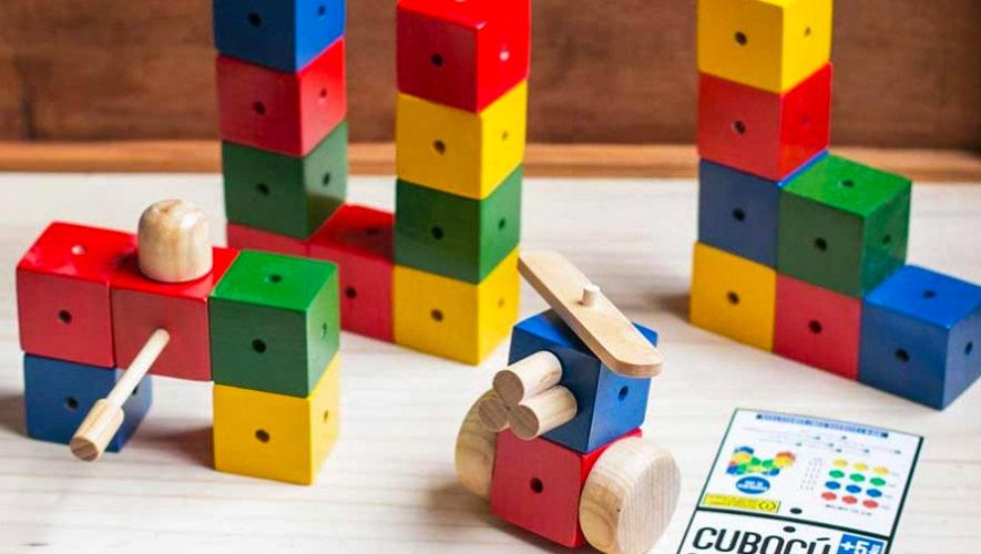 Cubocú Toys, los juguetes educativos creados por artesanos guatemaltecos