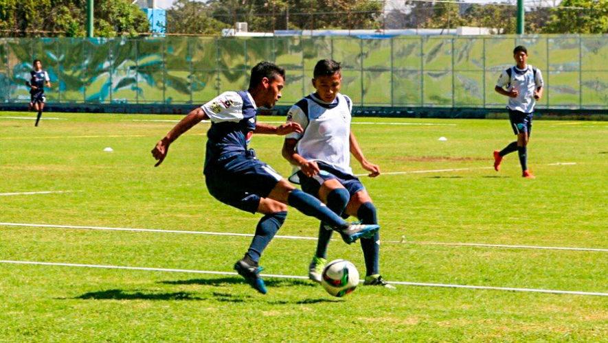 Curso de Actualización del Fútbol en Guatemala | Junio 2018