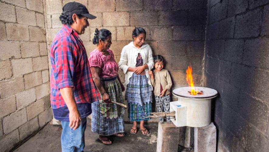 EcoComal, la estufa ecológica creada por el guatemalteco Marco Tulio Guerra