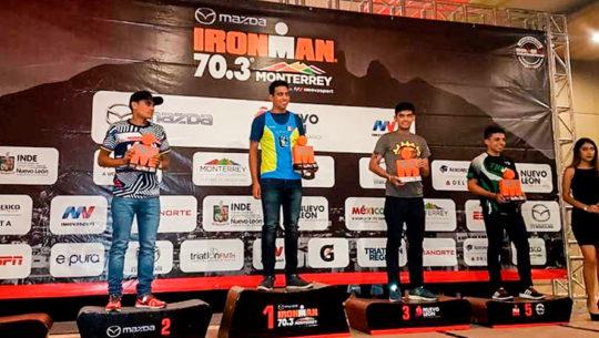 Ironman 70.3 de Monterrey 2018