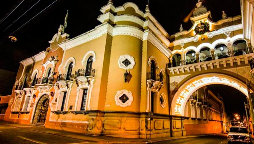 El recorrido Noche de los Museos 2018 en la Ciudad de Guatemala