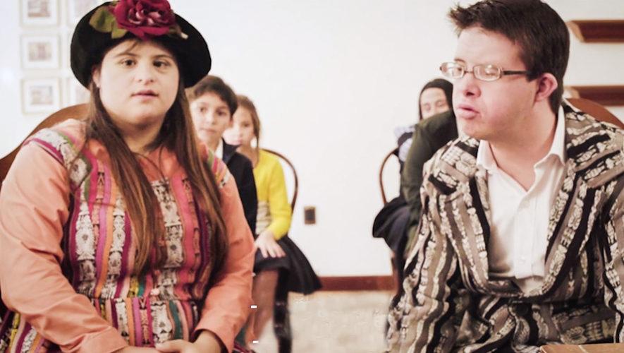Estrenan el cortometraje Down With Music, protagonizado por Isabella Springmuhl