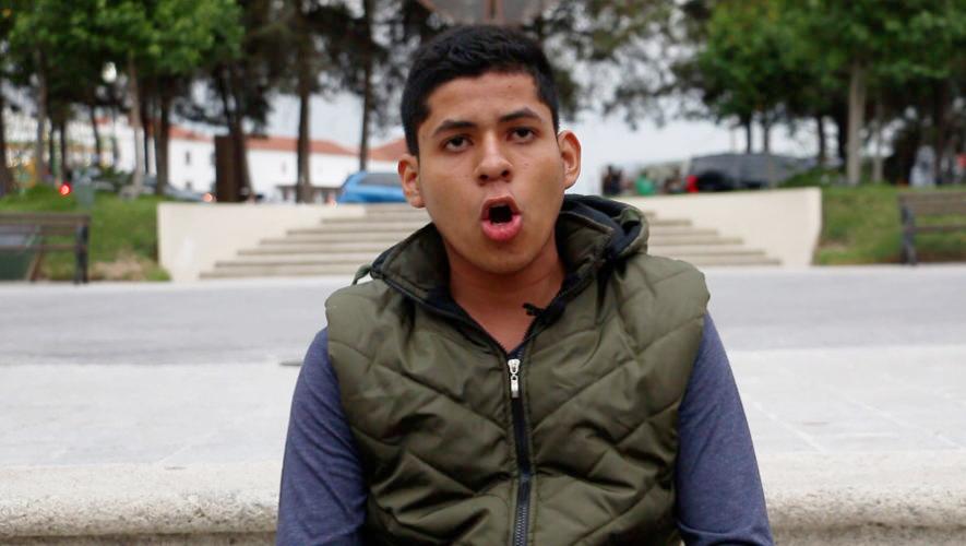 Fabián Mendoza, el joven guatemalteco de Palencia con gran talento para la ópera