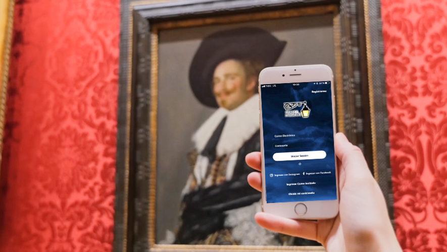 Guatemaltecos crearon aplicación para la Noche de los Museos
