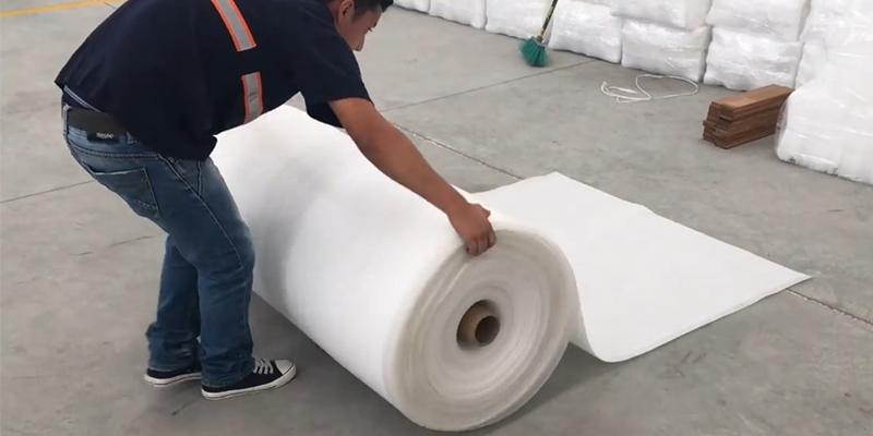 Guatemaltecos primeros en fabricar espuma de polietileno en Centroamérica