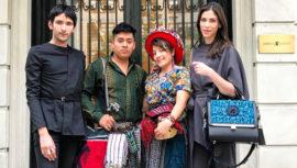 Guatemaltecos realizaron una charla sobre la elaboración de carteras en Nueva York