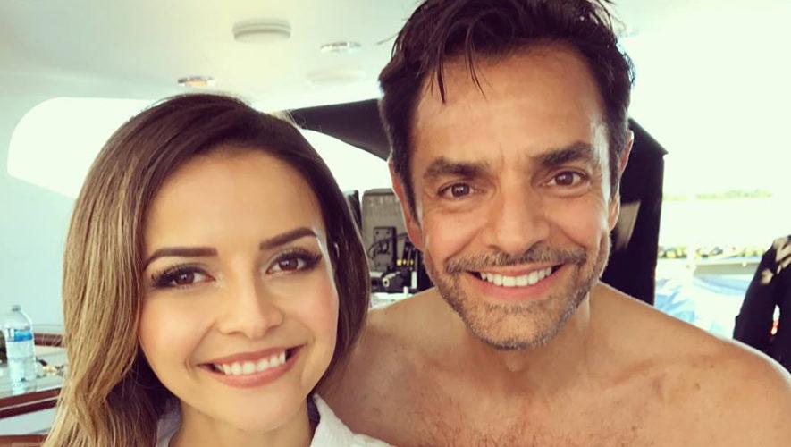 La guatemalteca Cynthia Méndez actúa en la nueva película de Eugenio Derbez