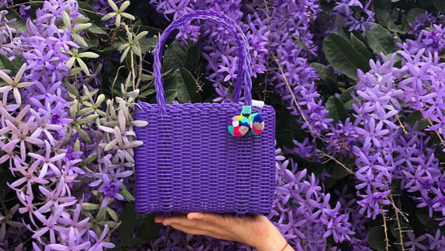 LaMulticolor, bolsas elaboradas con plástico reciclado