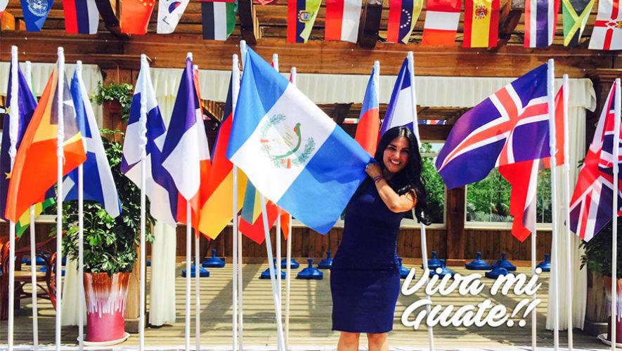 María José Carpio, ganó el segundo lugar en los Gourmand World Cookbook Awards 2018