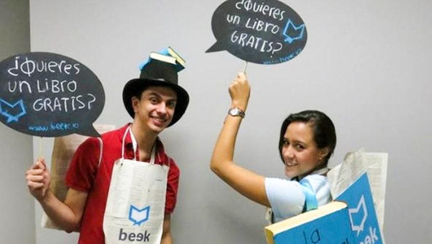 Max Holzheu es uno de los creadores de Beek,la red social para lectores