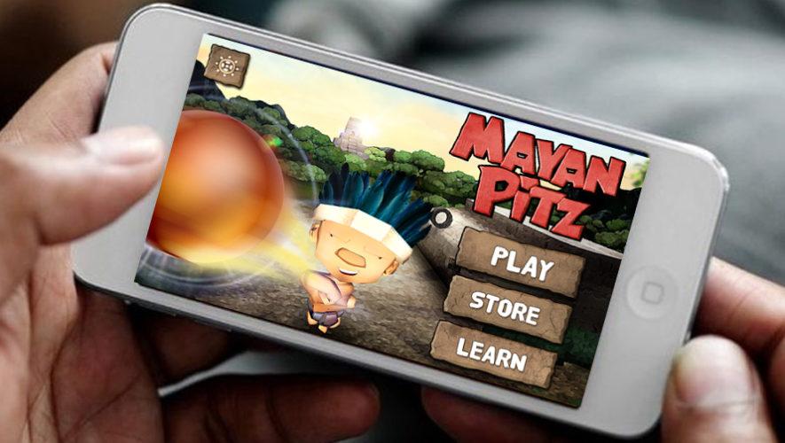 Mayan Pitz, videojuego guatemalteco inspirado en el juego de pelota maya