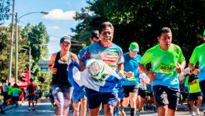 Media Maratón 21k Ciudad de Guatemala   Agosto 2018