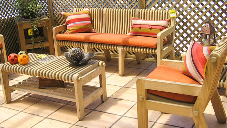 Muebles de madera guatemalteca atraen a tiendas internacionales